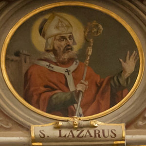 Lazarus (bishop of Milan) - Image: Lazarus bishop of Milan