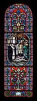 Le Buisson-de-Cadouin - Abbaye de Cadouin - Vitraux de l'église abbatiale - PA00082415 - 011.jpg