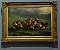 Le naufrage de Don Juan, huile sur toile, 1840, Slaon de 1840, Eugène Delacroix (2).jpg