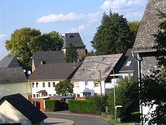 Leiningen, Germany - Leiningen's chapel