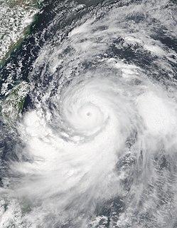 Typhoon Lekima Pacific typhoon in 2019