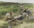 Leon-Augustin Lhermitte - Haymaking - Google Art Project.jpg