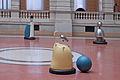 Les robots du musée de la Communication (Berlin) (2739290486).jpg