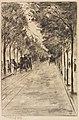 Lesser Ury Allee im Tiergarten 1919.jpg