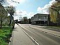 Leszczyny, ulica Ligonia.jpg