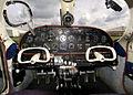 Let L-200A Morava. Cockpit (3801511730).jpg