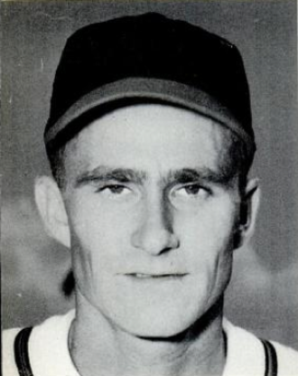 Lew Burdette - Burdette in 1954.