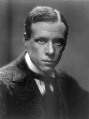 Sinclair Lewis - Sinclair Lewis in 1914