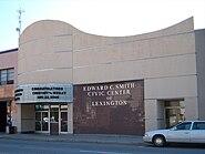 Lexington NC Civic Center