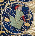 "Libra - Horoscope from 'The book of birth of Iskandar"" Wellcome L0040140.jpg"