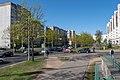 Lieanida Biady street (Minsk, Belarus) — Вуліца Леаніда Бяды (Мінск, Беларусь) — Улица Леонида Беды (Минск, Беларусь) p02.jpg