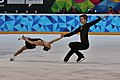 Lillehammer 2016 - Figure Skating Pairs Short Program - Justine Brasseur and Mathieu Ostiguy 4.jpg