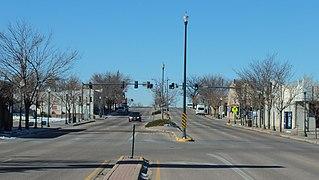 Limon, Colorado Statutory Town in Colorado, United States