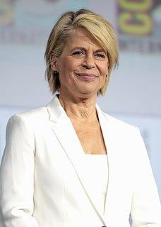 Linda Hamilton American actress