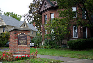 Linden–South Historic District United States historic place