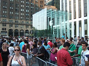 iPhone 5 Sales, Apple Shares
