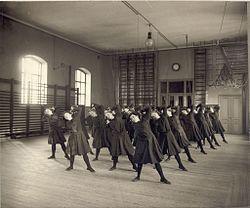 Linggymnastik 1903
