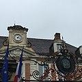 Lisieux arms on town hall.jpg