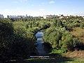Lošyca river (Minsk, Belarus) 1.jpg