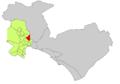 Localització de Son Cotoner respecte de Palma.png