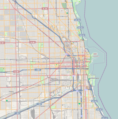 How to get to Wrigley Field with public transit - About the place