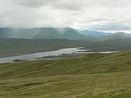 Loch Laidon from Chruach - geograph.org.uk - 219900.jpg