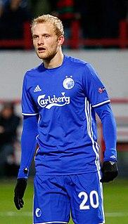 Nicolai Boilesen Danish footballer