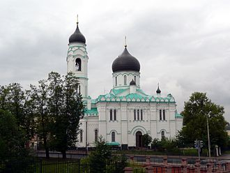 Lomonosov, Russia - Cathedral of St. Michael the Archangel