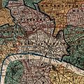 London; Stanford's two-inch map. Coloured lithograph, n.d. ( Wellcome V0013883.jpg