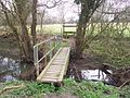 Long footbridge and stile - geograph.org.uk - 1220659.jpg