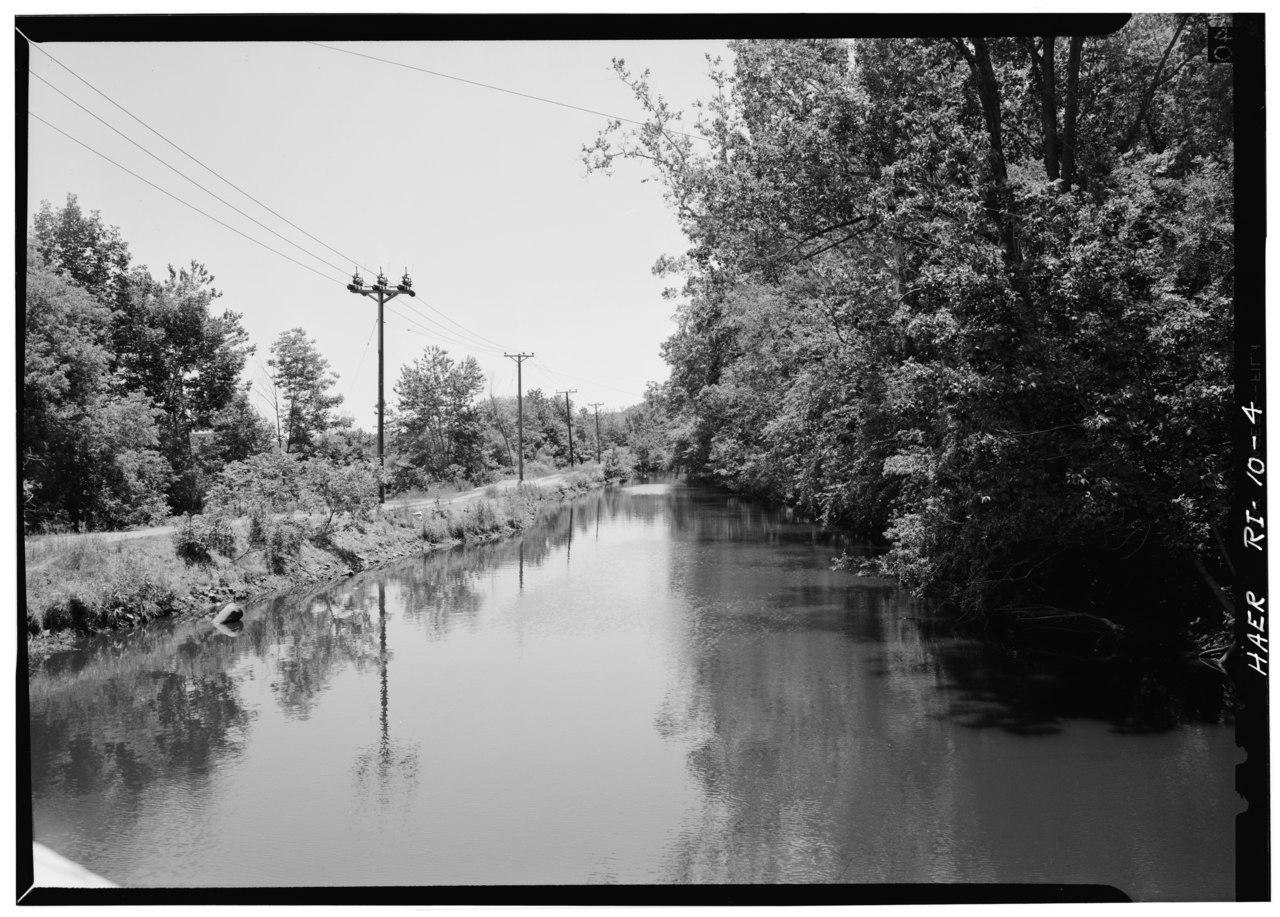 Blackstone River Canal Rhode Island