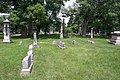 Looking W through sec O - Green Lawn Cemetery.jpg