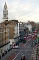 Looking north at Gloucester Place towards Marylebone Road - geograph.org.uk - 1609800.jpg