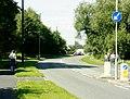 Looking north on Sturminster Road - geograph.org.uk - 1443416.jpg