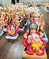 Lord Ganesha Photos - Colorful Ganesh Idols for Ganesh Chaturthi.jpg