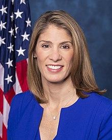 Lori Trahan, official portrait, 116th Congress.jpg