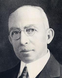 Louis Bamberger American philanthropist