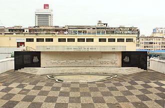 Louis Tregardt - The Louis Tregardt memorial garden in Maputo is situated near the Tregardt graves