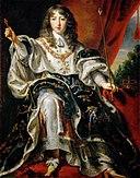 Louis XIV by Juste d'Egmont