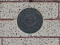 Lowndes County Courthouse, Geodetic Survey Bench Mark.JPG