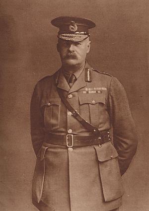 Thomas Snow (British Army officer) - Image: Lt Gen Thomas D Oly Snow