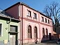 Lučenec - Sládkovičova ulica - historická budova.jpg