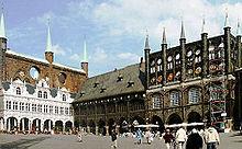 Luebecker Rathaus
