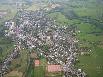Kornelimünster/Walheim - Aerial view of Walheim, 2005