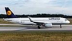 Lufthansa Airbus A320-200 (D-AIUG) at Frankfurt Airport.jpg