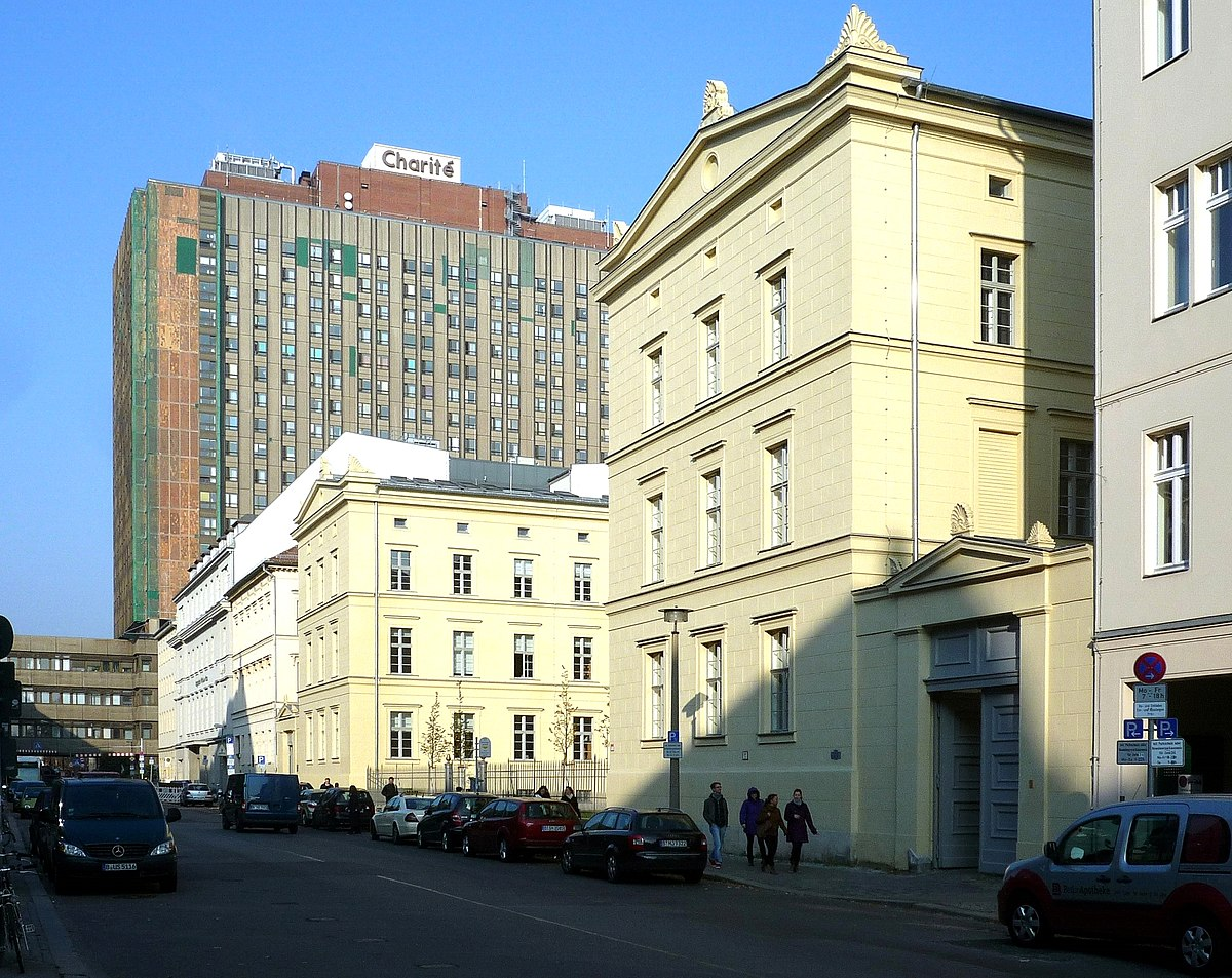 Berlin Luisenstraße