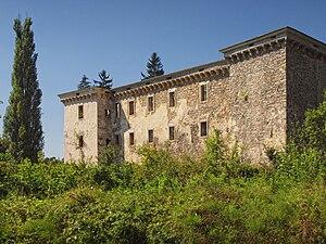 Janko Kersnik - Ruins of Brdo Manor