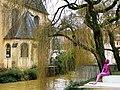 Luxembourg, Église Saint-Jean (Neumünster) côté Alzette (101).jpg