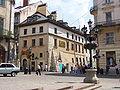 Lwów - Rynek - Kamienice 01.JPG