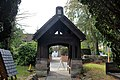 Lychgate at St Andrew's Church, Bebington 3.jpg